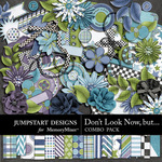 Dont Look Now But Combo Pack-$7.99 (Jumpstart Designs)