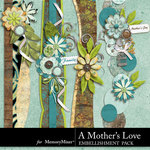A Mothers Love LB Borders Pack-$2.49 (Laura Burger)