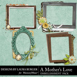 A Mothers Love LB Clusters Pack-$2.49 (Laura Burger)