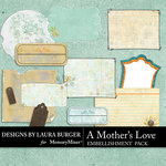 A Mothers Love LB Journals Pack-$2.49 (Laura Burger)