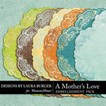 A Mothers Love LB Mats Pack-$2.49 (Laura Burger)