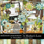 A Mothers Love Combo Pack-$4.99 (Laura Burger)
