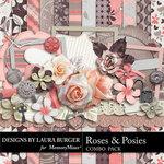 Roses Posies Combo Pack-$4.99 (Laura Burger)