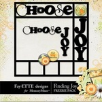 Finding Joy Freebie Pack-$0.00 (Fayette Designs)