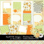 Finding Joy Journaling Cards-$1.99 (Fayette Designs)