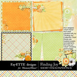 Finding Joy Short Stacks-$2.49 (Fayette Designs)