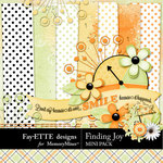 Finding Joy Mini Pack-$3.49 (Fayette Designs)