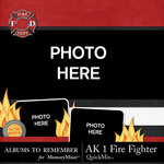 AK 1 Fire Fighter QuickMix-$4.99 (Albums to Remember)