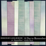A Day To Remember LB Gradient Paper Pack-$3.49 (Laura Burger)
