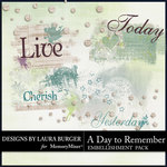 A Day To Remember LB Scatters Pack-$2.49 (Laura Burger)