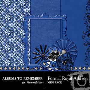 Formal royal preview medium