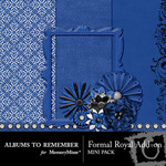Formal Royal Add On Mini Kit-$3.49 (Albums to Remember)