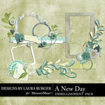 A New Day Clusters-$2.49 (Laura Burger)