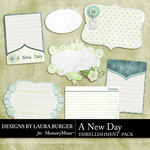 A New Day Journals-$2.49 (Laura Burger)