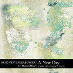 A New Day Scatters-$2.49 (Laura Burger)