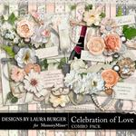 Celebration of Love Combo Pack-$4.99 (Laura Burger)