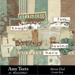 About Dad Combo Pack-$4.99 (Amy Teets)