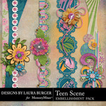 Teen Scene Borders-$2.49 (Laura Burger)