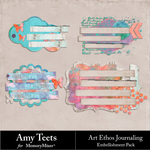 Art Ethos Journals-$2.49 (Amy Teets)