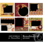 Retrofitted Fall QuickMix-$4.99 (Amy Sumrall)