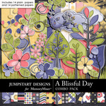 A Blissful Day Combo Pack-$3.99 (Jumpstart Designs)