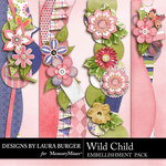Wild Child LB Borders-$2.49 (Laura Burger)
