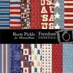 Freedom RP Paper Pack-$3.49 (Rusty Pickle)