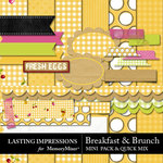 Breakfast and Brunch Combo-$2.49 (Lasting Impressions)