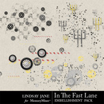 In The Fast Lane Scatterz-$1.99 (Lindsay Jane)
