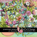 Colors of Change Embellishment Pack-$2.99 (Jumpstart Designs)