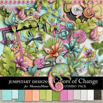 Colors of Change Combo Pack-$7.99 (Jumpstart Designs)