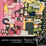 Pajama Party Combo Pack-$4.99 (Albums to Remember)