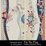 Fly The Flag Borders-$1.99 (Lindsay Jane)