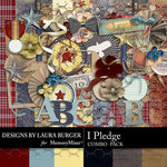 I Pledge LB Combo Pack-$6.99 (Laura Burger)