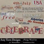 I Pledge WordArt-$2.00 (Amy Teets)