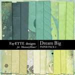 Dream Big Paper Pack 2-$3.99 (Fayette Designs)