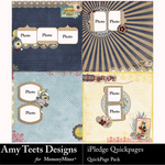 I Pledge QuickPage-$2.99 (Amy Teets)