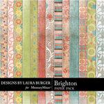 Brighton Paper Pack-$3.49 (Laura Burger)