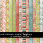 Brighton Paper Pack-$3.49 (Laura Burger)
