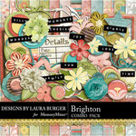 Brighton Combo Pack-$4.49 (Laura Burger)