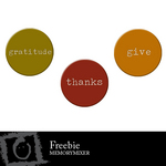 Thanksgiving Word Dots Freebie-$0.00 (Lasting Impressions)