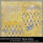 Kids Only Grungies-$1.00 (Laura Burger)