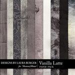 Vanilla Latte Paper Pack-$3.49 (Laura Burger)