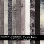 Vanilla Latte Paper Pack-$3.49 (Laura Burger)