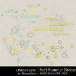 Soft Summer Breeze Scatterz-$1.99 (Lindsay Jane)