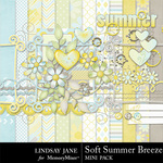 Soft Summer Breeze Mini Pack-$4.99 (Lindsay Jane)