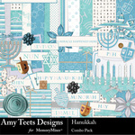 Hanukkah Combo Pack-$4.99 (Amy Teets)