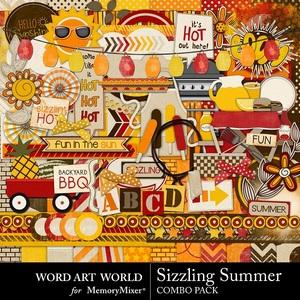 Sizzling summer medium