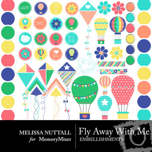 Fly away with me elements preview medium