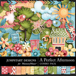 A Perfect Afternoon Combo Pack-$7.99 (Jumpstart Designs)